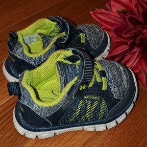 Washable Boys Shoes Size 4